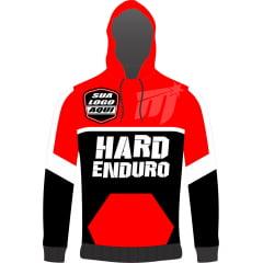 Agasalho estilo Moletom Personalizado Hard Enduro