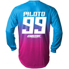 Camisa Trilha, MX, Enduro - 0287